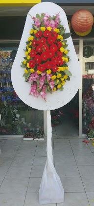 Tek katlı düğün nikah açılış çiçeği  İstanbul Ümraniye online çiçekçi , çiçek siparişi