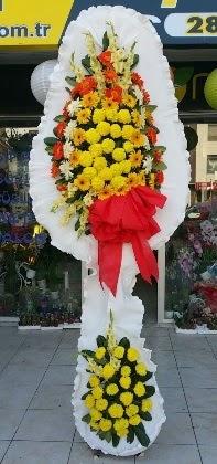 Çift katlı düğün nikah açılış çiçeği  İstanbul Ümraniye güvenli kaliteli hızlı çiçek