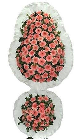 Çift katlı düğün nikah açılış çiçek modeli  İstanbul Ümraniye online çiçek gönderme sipariş