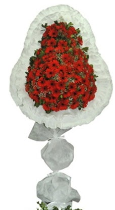 Tek katlı düğün nikah açılış çiçek modeli  İstanbul Ümraniye cicekciler , cicek siparisi