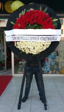 Cenaze çiçek modeli  İstanbul Ümraniye çiçek siparişi sitesi