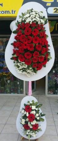 Çift katlı düğün nikah işyeri açılış çiçeği  İstanbul Ümraniye İnternetten çiçek siparişi