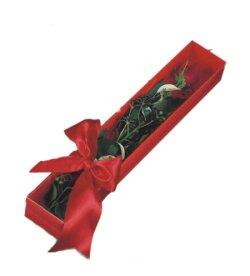 İstanbul Ümraniye çiçek online çiçek siparişi  tek kutu gül sade ve sik