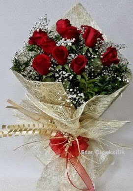 Söz nişan çiçeği kız isteme buketi  İstanbul Ümraniye hediye çiçek yolla
