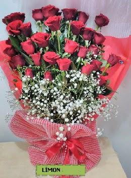 Kız isteme buket çiçeği 33 kırmızı gül  İstanbul Ümraniye çiçek , çiçekçi , çiçekçilik