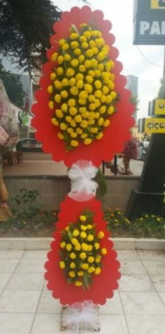 Düğün nikah açılış çiçek modeli  İstanbul Ümraniye çiçek siparişi sitesi