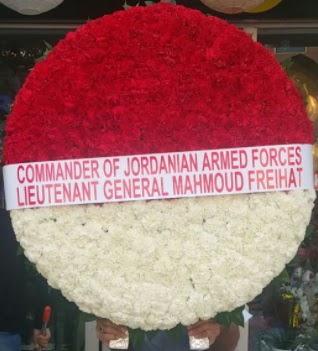 Anıtkabir mozele çiçeği 450 karanfilli  İstanbul Ümraniye çiçek gönderme