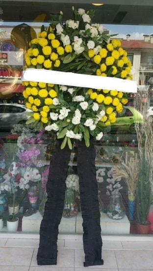 Cenaze çiçek modeli cenaze çiçeği  İstanbul Ümraniye çiçekçi telefonları