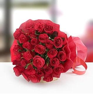 41adet kırmızı gül buket  İstanbul Ümraniye çiçek , çiçekçi , çiçekçilik