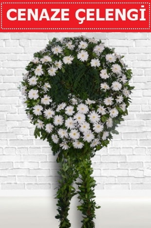 Cenaze Çelengi cenaze çiçeği  İstanbul Ümraniye çiçek yolla