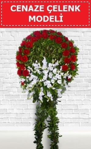 Cenaze Çelengi cenaze çiçeği  İstanbul Ümraniye çiçekçi telefonları