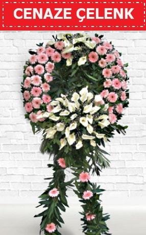 Çelenk Cenaze çiçeği  İstanbul Ümraniye hediye çiçek yolla