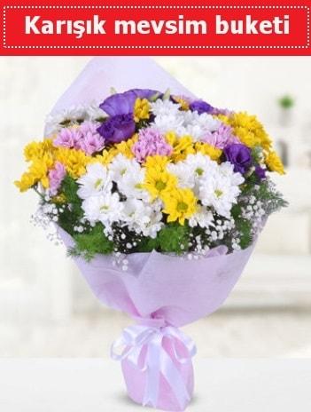 Karışık Kır Çiçeği Buketi  İstanbul Ümraniye güvenli kaliteli hızlı çiçek