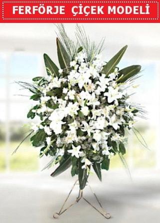 Ferförje çiçek modeli  İstanbul Ümraniye ucuz çiçek gönder
