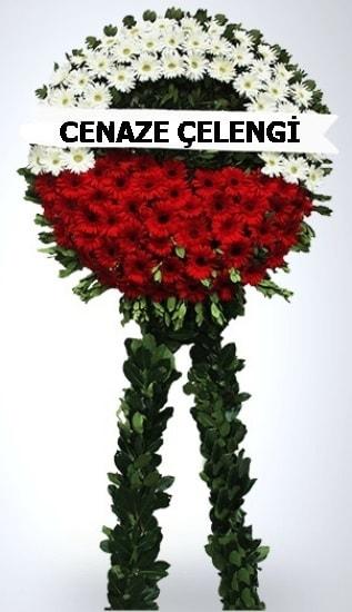 Cenaze çiçeği cenazeye çiçek modeli  İstanbul Ümraniye çiçek gönderme
